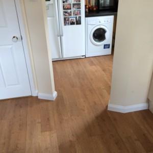 Wood Effect Vinyl Flooring